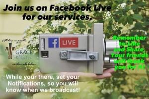 Facebook live1